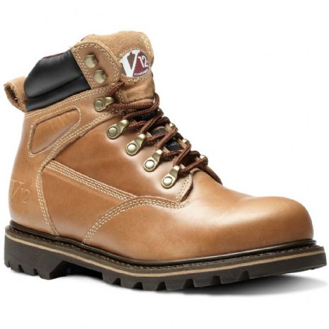 V1244 MOHAWK VINTAGE LEATHER MID BOOT